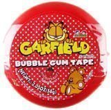 Garfield-gum-tape-red