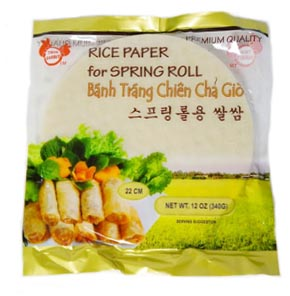 Spring Rolls Rice Paper250