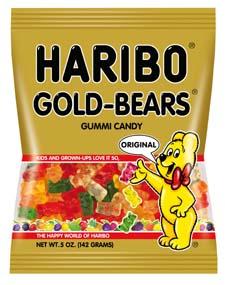75]Haribo - Gummy Candies