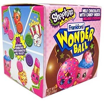 05]Shopkins Wonderball Chocolate