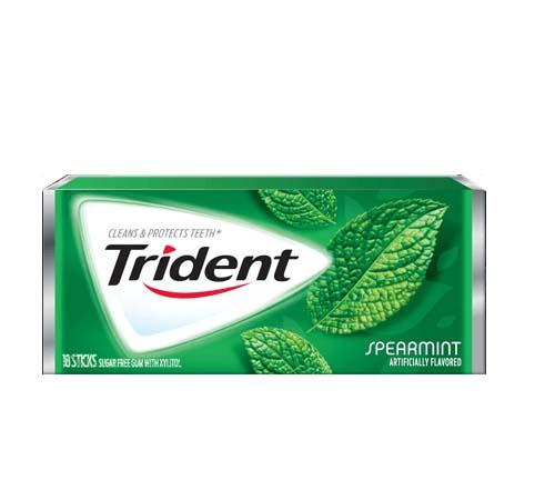 11]Trident Gum