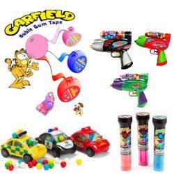 Fun Toy Candies