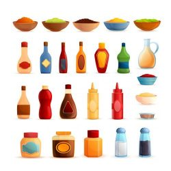 Condiments & More