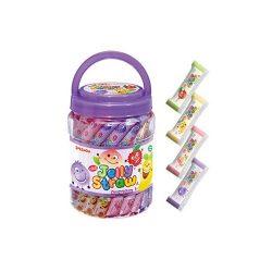 jelly straw jar