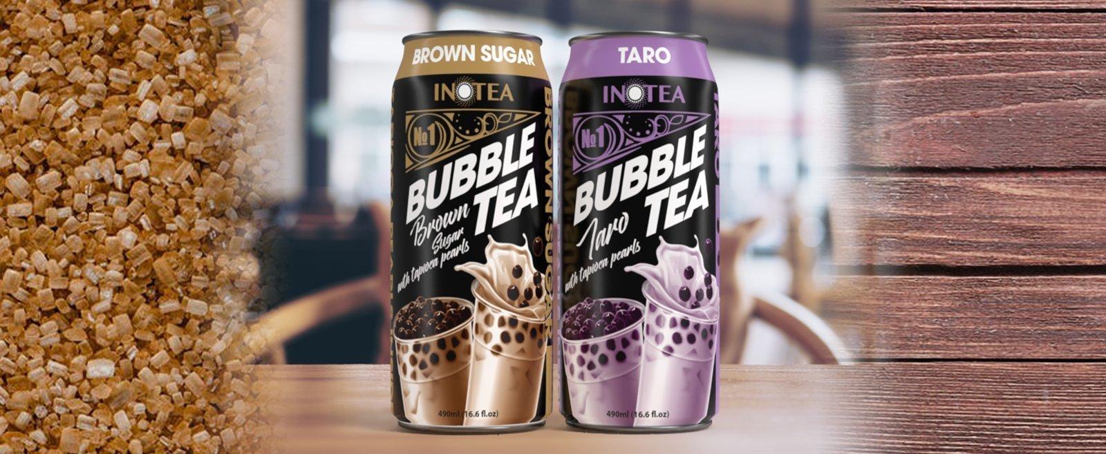Inotea Boba Bubble tea